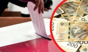 Pieniądze za głosowanie w wyborach prezydenckich 2020. Kto je dostanie?