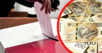 Pieniądze za głosowanie