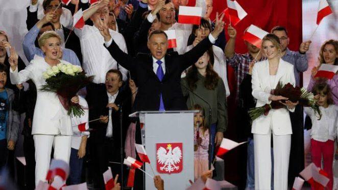 powtórka wyborów prezydenckich 3