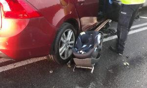 Przerażający wypadek samochodowy. Świadkowie wyciągali zwłoki z pojazdu