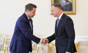 Spotkanie w pałacu prezydenckim. Rafał Trzaskowski zdradził szczegóły rozmowy