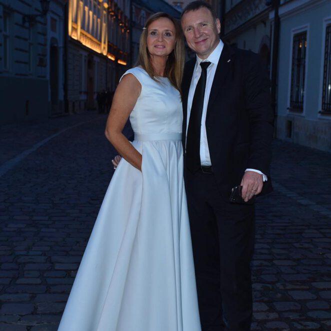suknia ślubna Joanny Kurskiej 3