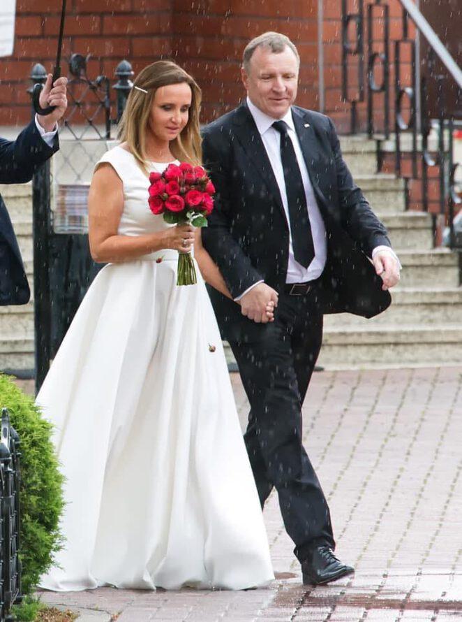 suknia ślubna Joanny Kurskiej 4