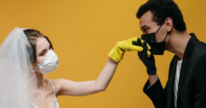 wesele w czasie epidemii