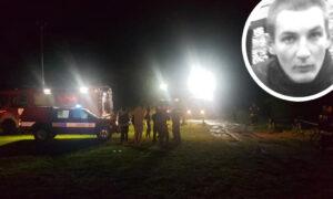 Strażacy wyłowili z wody ciało 32-letniego mężczyzny. Był ich kolegą