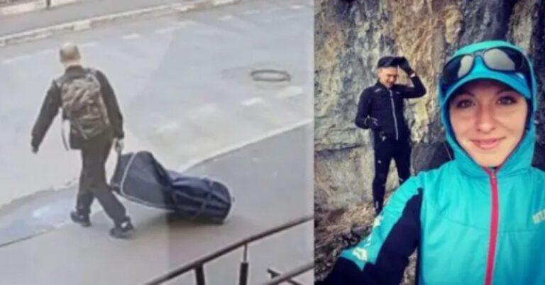 Żołnierz porwał żonę