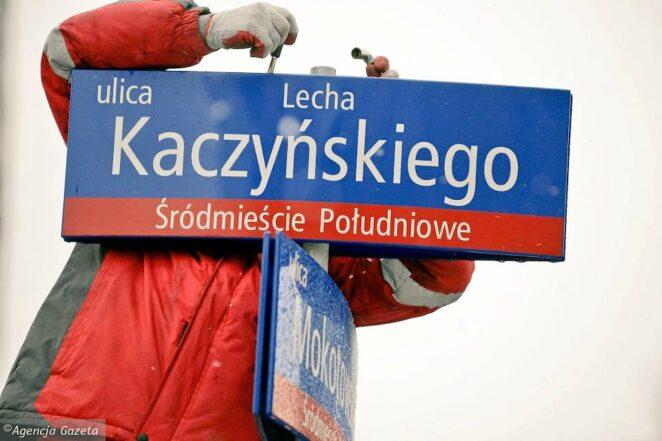 Będzie banknot z Lechem Kaczyńskim