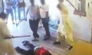 Brutalne pobicie w pralni. 44-latek omal nie zginął, bo wspomniał o maseczce