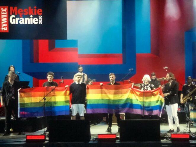 Dawid Podsiadło popiera LGBTQ
