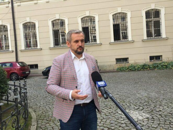 Dramatyczna sytuacja w Krakowie