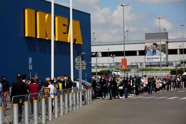 Gigantyczne promocje w IKEA