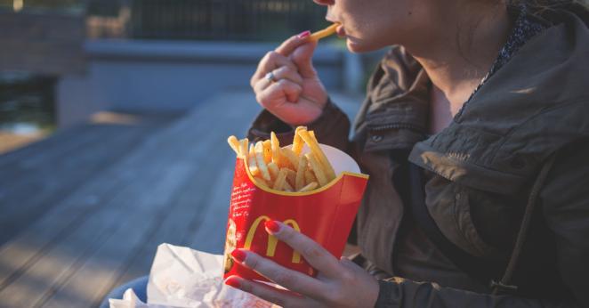 Dieta McDonald's