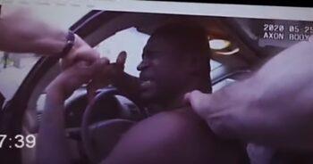 Nagranie z zatrzymania George'a Floyda