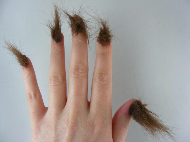 Najgorszy manicure jaki widziałaś
