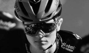 Nie żyje nastoletnia legenda kolarstwa. 17-latek uległ poważnemu wypadkowi