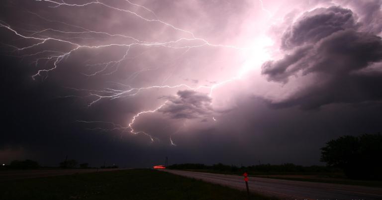 Ostrzeżenie I stopnia przed burzami