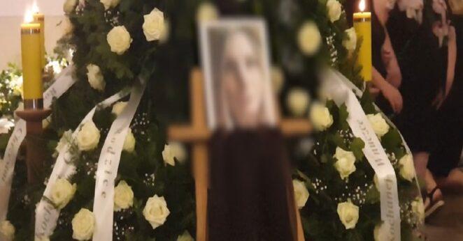 Pogrzeb 29-letniej Patrycji