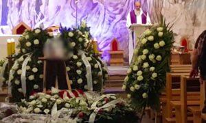 Pogrzeb 29-letniej Patrycji z Otwocka, która zginęła pod kołami rozpędzonego BMW