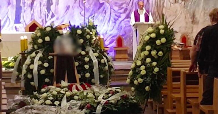 Pogrzeb 29-letniej Patrycji z Otwocka