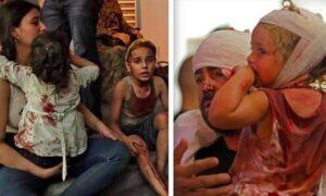 Przerażające zdjęcia z Bejrutu. Liczba ofiar potężnej eksplozji wciąż rośnie