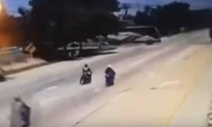 Tragiczna śmierć trzech motocyklistów. Zabiła ich… lina holownicza