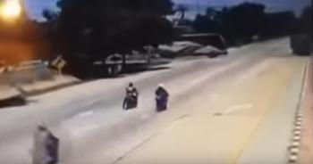 Tragiczna śmierć trzech motocyklistów