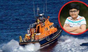 10-letni chłopiec przeżył na morzu dzięki oglądaniu filmów dokumentalnych