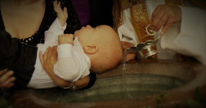 nie chcę być chrzestną