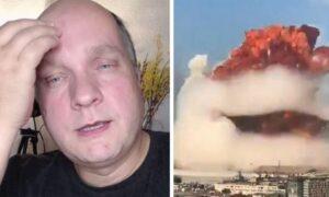 Wojciech Glanc przewidział eksplozję w Bejrucie? Miał wizję wybuchu w Europie!