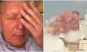 """Jasnowidz przewidział eksplozję w Bejrucie i """"trzy niepokojące początki""""?"""