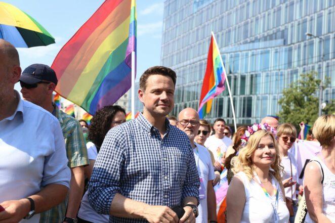 kulisy kampanii Rafała Trzaskowskiego 2