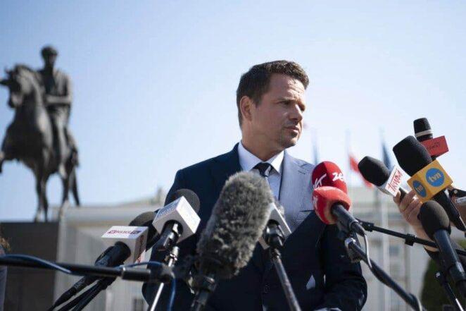 kulisy kampanii Rafała Trzaskowskiego 3