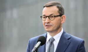 Morawiecki apeluje do Rady Europejskiej o zwołanie nadzwyczajnego szczytu