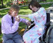 niepełnosprawna kobieta odmawia pomocy 3
