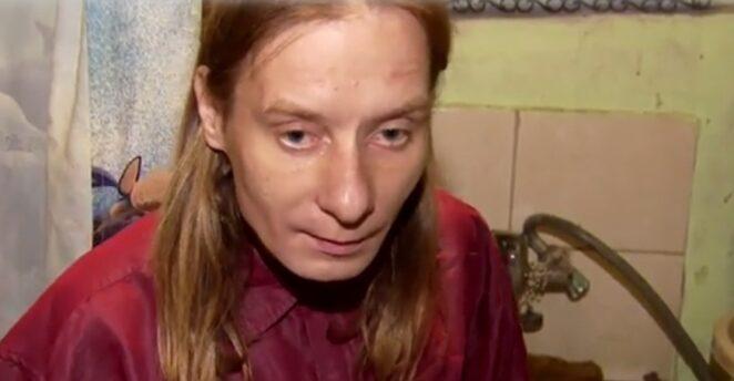 niepełnosprawna kobieta odmawia pomocy 4