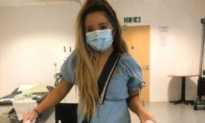Pomyliła raka ze skurczem. Zapracowana w czasie pandemii 26-latka straciła nogę