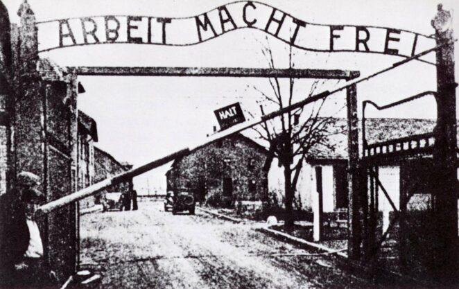 poruszające zdjęcie z Auschwitz 3
