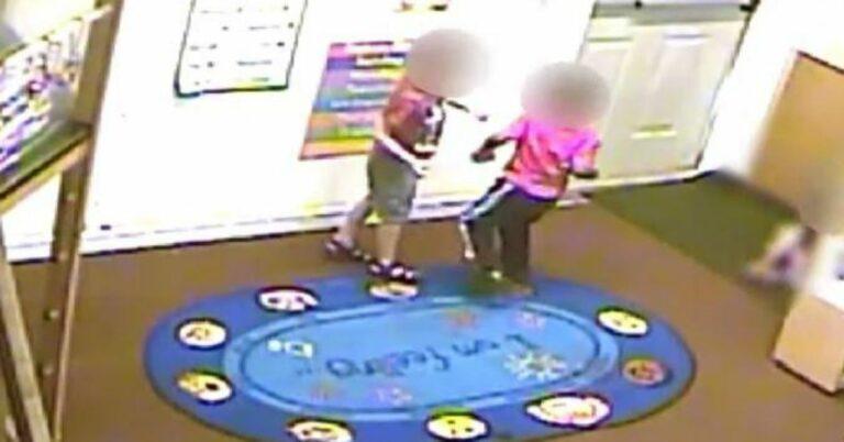 Przedszkolanka uderzyła 5-latka