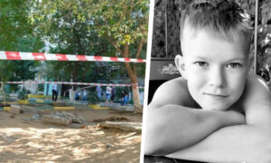 11-latek zginął na placu zabaw. Chłopca przygniotła betonowa płyta