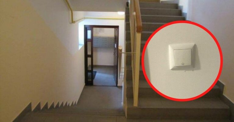 Tajemnicze symbole na klatkach schodowych