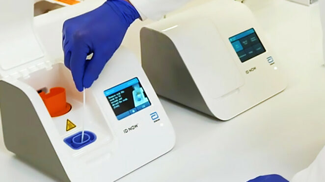 testy odróżniające COVID-19 od grypy 2