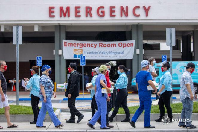 wkrótce nastąpi koniec epidemii 2