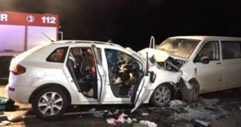 Wypadek w Wernsbach