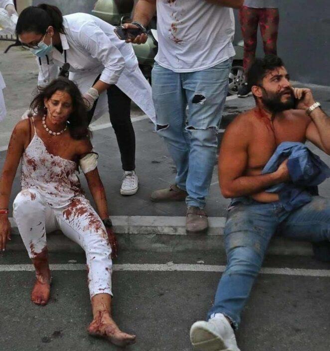Zdjęcia z Bejrutu