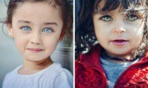20 niesamowitych portretów dzieci