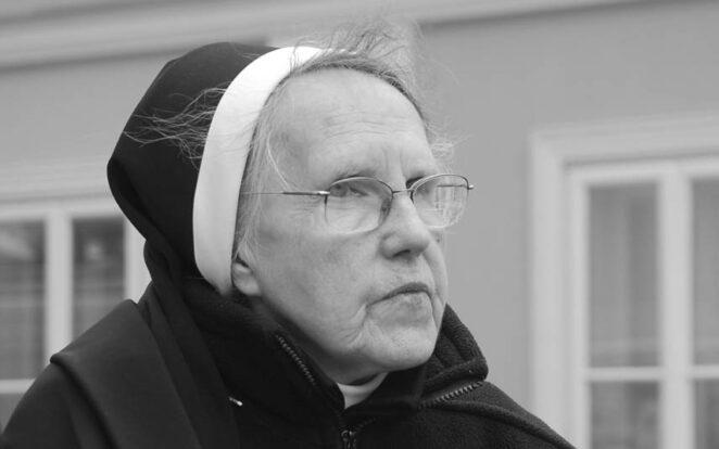 Beata Szydło w żałobie 2