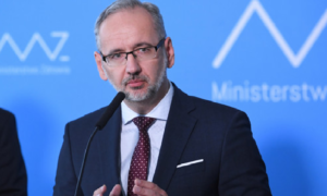 """""""Aż TYSIĄC nowych zakażeń dziennie"""". Minister Zdrowia ostrzega Polaków"""