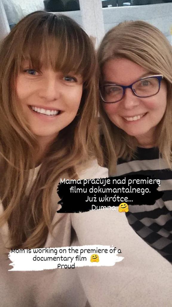Czym zajmuje się mama Anny Lewandowskiej