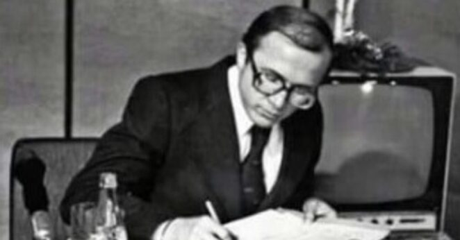 zmarł Edward Mikołajczyk