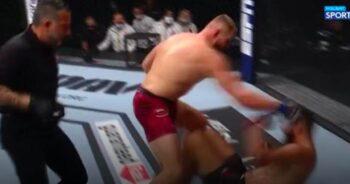 Jan Błachowicz został mistrzem UFC